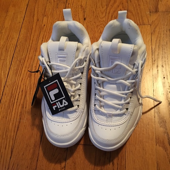 6215ebdf66b8 FILA Disruptor II (BRAND NEW WITH TAGS)